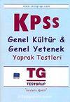 KPSS Genel Kültür-Genel yetenek Yaprak Testleri