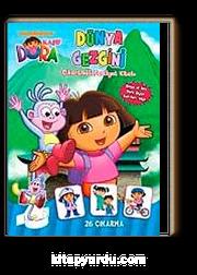 Dora Dünya Gezgini / Çıkartmalı Faaliyet Kitabı
