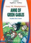 Anne Of Green Gables (Yeşilin Kızı Anne) (İngilizce-Türkçe) 1.Seviye