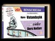 2017 KPSS Vatandaşlık Video Ders Notları