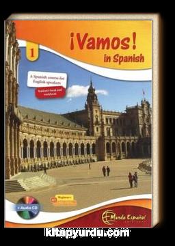Vamos in Spanish 1 +CD