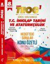 8. Sınıf TEOG 1 T.C İnkılap Tarihi ve Atatürkçülük Güncel Soru Bankası (Konu Özetli)