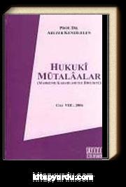 Cilt 8 Hukuki Mütalaalar / 2006