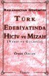 Türk Edebiyatında Yergi ve Gülmece