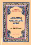 Açıklamalı Kur'an-ı Kerim Meali Cep Boy / 2 Renk