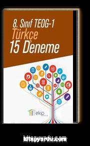 8. Sınıf TEOG 1 Türkçe 15 Deneme