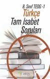 8. Sınıf TEOG 1 Türkçe Tam İsabet Soruları