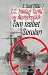 8. Sınıf TEOG 1 T.C. İnkılap Tarihi ve Atatürkçülük Tam İsabet Soruları
