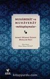 Muhaberat ve Muhaverat - Mektuplaşmalar