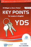 YDS Key Points For Exams in English