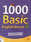 1000 Basic English Words 4 + CD