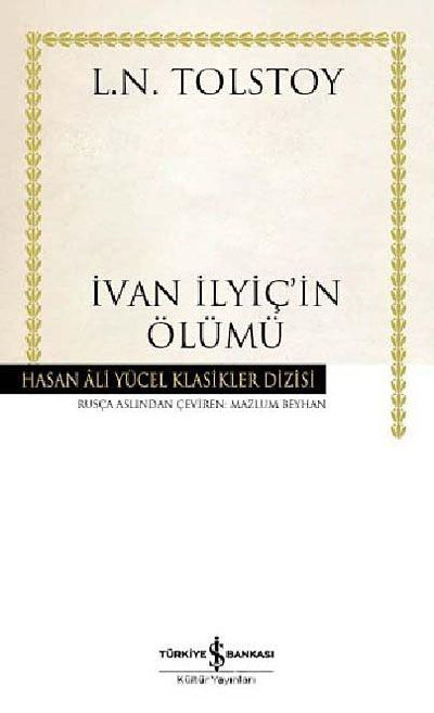 İvan İlyiç'in Ölümü (Karton Kapak) PDF Kitap İndir
