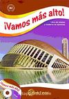 Vamos Mas Alto (Ders Kitabı ve Çalışma Kitabı +CD) İspanyolca İleri Seviye