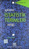 Sosyal Bilimler İçin Açıklamalı İstatistik Terimleri Sözlüğü