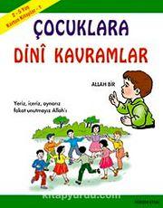 Karton Kitaplar 1 / Çocuklara Dini Kavramlar (2 - 5 Yaş)