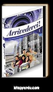 Arrivederci 1 (Ders Kitabı ve Çalışma Kitabı +CD) İtalyanca Temel Seviye