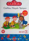 Caillou Hayatı Tanıyor DVD Seti-2 (2 DVD 30 Bölüm)
