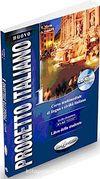 Nuovo Progetto Italiano 1 +CD ROM (İtalyanca Temel ve Orta-Alt Seviye)