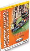 Nuovo Progetto Italiano 2 Quaderno degli esercizi +2 CD Edizione aggiornata (İtalyanca Orta ve Orta-Üst Seviye) B1-B2