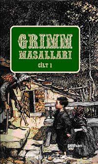 Grimm Masalları Cilt 1 - Grimm Kardeşler pdf epub