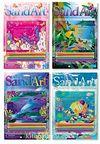 Kum Sanatı - Sand Art (4 Farklı Tasarım) (00-03010)