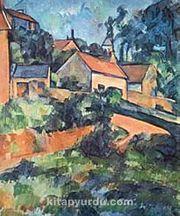 Taşrada Ev / Paul Cezanne (CPA 009-30x35) (Çerçevesiz)