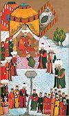 Minyatür / Osman Nakkaş (NKO 002-50x75) (Çerçevesiz)
