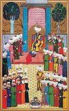 Minyatür / Osman Nakkaş (NKO 009-40x65) (Çerçevesiz)