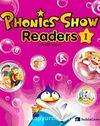 Phonics Show Readers 1 +CD