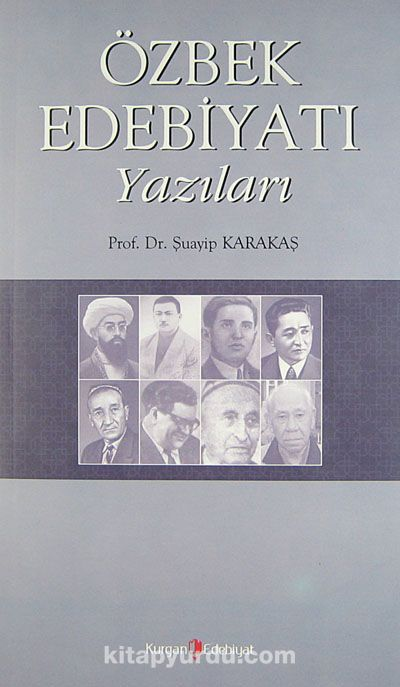 Özbek Edebiyatı Yazıları - Dr. Şuayip Karakaş pdf epub