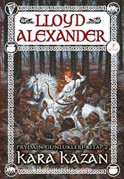 Kara Kazan / Prydain Günlükleri Kitap -2 - Lloyd Alexander pdf epub