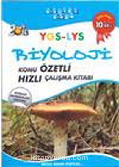 2013 YGS-LYS Biyoloji Konu Özetli Hızlı Çalışma Kitabı