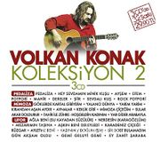 Volkan Konak (Koleksiyon 2) (3 Cd) & Pedeliza - Mimoza - Lifor