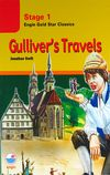 Gulliver's Travels (Stage 1) (Cd'siz)