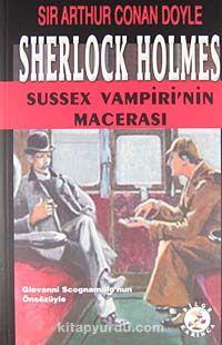 Sherlock Holmes - Sussex Vampiri nin Macerası