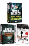 David Baldacci Macera Seti (3Kitap)