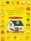 Almanca İlk Yüz Sözcük Çıkartma Kitabı