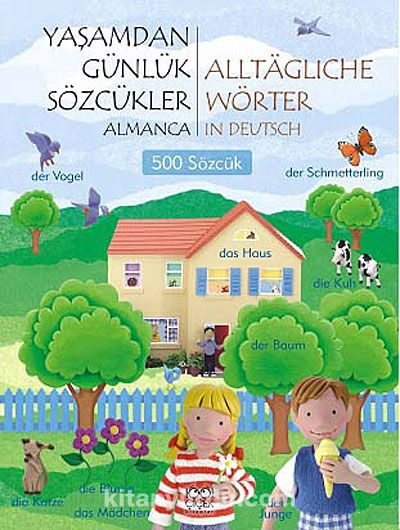 Yaşamdan Günlük Sözcükler (Almanca)