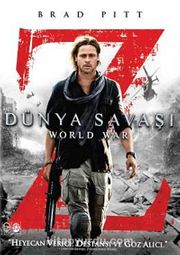 World War Z - Dünya Savaşı Z (Dvd)