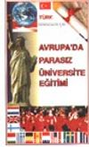 Avrupa'da Parasız Üniversite Eğitimi
