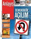 Anlayış/Eylül 2009 Aylık Siyaset, Ekonomi, Toplum Dergisi Demokratik Açılım