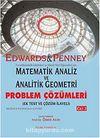 Matematik Analiz ve Analitik Geometri Problem Çözümleri 2 (Ek Test ve Çözüm İlaveli)