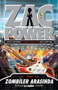 Zombiler Arasında / Zac Power - H. I. Laryy pdf epub