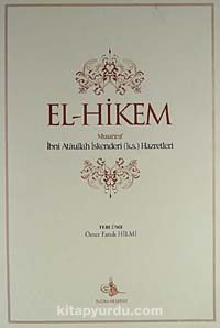 El-Hikem - İbn Ataullah el-İskenderi pdf epub