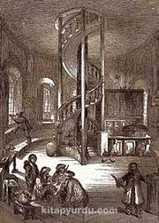 Galata Kulesi İç Görünüş / Chevalier (GRV 066-70x100)