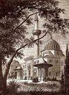 Bursa Ulu Camii (GRV 095-50x70) (Çerçevesiz)