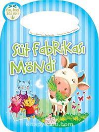 Süt Fabrikası Möndi - Nurefşan Çağlaroğlu pdf epub