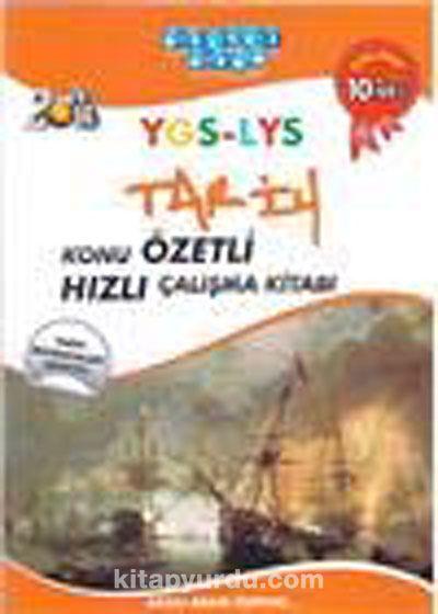 2013 YGS-LYS Tarih Konu Özetli Hızlı Çalışma Kitabı