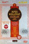 2015 KPSS Külliyat Hukuk Soru Bankası (8 Kitap Takım)