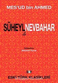 Süheyl ile Nevbahar - Mesud bin Ahmed pdf epub
